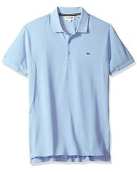 Lacoste - Short Sleeve '85th Anni' Future Regular Fit Polo, Ph6202 - Lyst