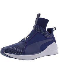 Fierce Velvet Rope Wn Sneaker Blue