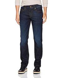 True Religion - Geno Slim Straight Jeans - Lyst
