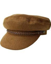 04748f71bca Lyst - Brixton Ashland Greek Fisherman Hat for Men - Save 2%