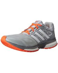 84b1132b978e7 adidas - Performance Response Boost Techfit Running Shoe - Lyst