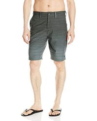 Billabong - Crossfire X Fade Stretch Submersible Short - Lyst