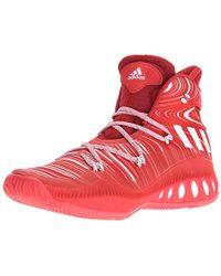 a2e44e68d625 adidas - Performance Crazy Explosive Basketball Shoe - Lyst