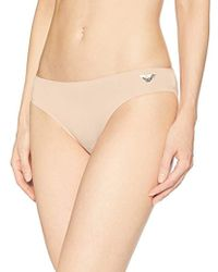 Emporio Armani - Second Skin Brief - Lyst