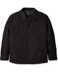 Tommy Hilfiger - Big Micro Twill Laydown Collar Golf Jacket - Lyst