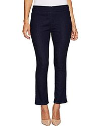 NYDJ - Petite Size Millie Pull On Ankle Jeans In Luxury Touch Denim - Lyst