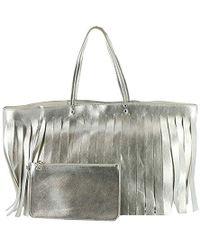 f19e11cbf8f2 Lyst - Steve Madden Handbag Bmila Shopper in Black