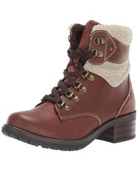 2f3daec78d7a Oasis Frankie Casual Boot in Brown - Lyst