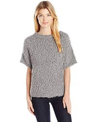Plenty by Tracy Reese - Mock Neck Pullover - Lyst