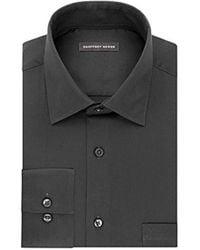 Geoffrey Beene - S Dress Shirt Stretch Collar Reg Fit - Lyst