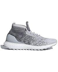 71f45fc8314 Lyst - adidas Ultraboost All Terrain Ltd Shoes in Gray for Men