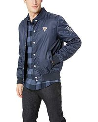 Guess - Bomber - Lyst