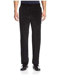 Franklin Tailored - Flat Front Corduroy Tyler Trouser - Lyst