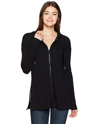 Nanette Lepore - Play Tunic Hoodie, - Lyst