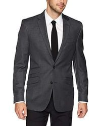 Kenneth Cole - Performance Wool Suit Separate (blazer And Pant) - Lyst