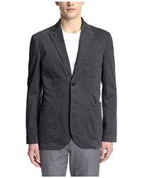 Hardy Amies - 2 Button Moleskin Sportcoat - Lyst