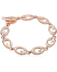 Guess - S Link Bracelet Iii - Lyst