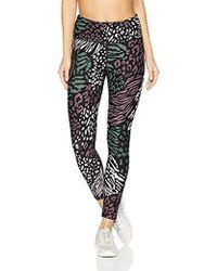 Calvin Klein - Tanzania Print High Waist 7/8 Fitness Tight - Lyst