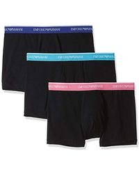 Emporio Armani - Core Logoband 3-pack Boxer Brief - Lyst