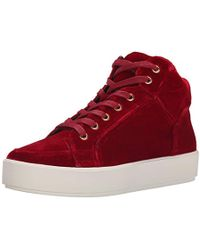 Nine West - Verona Fabric Fashion Sneaker - Lyst