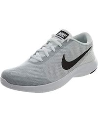 6d69464607e2 Lyst - Nike Flex Experience Rn 5 Wolf  racer Blue-black-whi in Gray ...