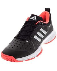 8bc10b522f45 Lyst - Adidas Originals Barricade Classic Bounce Round Toe Synthetic ...