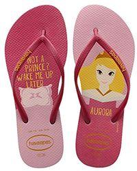 Havaianas - Slim Princesas Flip Flop - Lyst