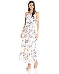 Vero Moda - Yes Singlet Maxi Dress - Lyst