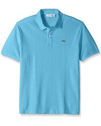 Polo Petit Piqué Fit Slim Shirt N0O8nwPkX