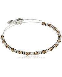 ALEX AND ANI - S Orbit Bangle - Lyst