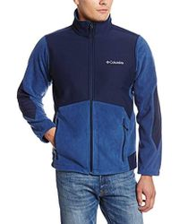 6761300ee967a Ashmei Windproof Cycling Jacket in Blue for Men - Lyst