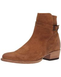 Frye - Grady Jodphur Western Boot, Wheat, 7 M Medium Us - Lyst