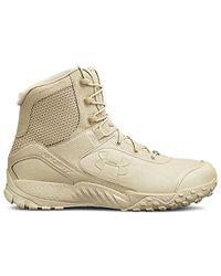 4c0c07f954a Under Armour Men's Ua Valsetz Rts Side-zip Tactical Boots in Black ...