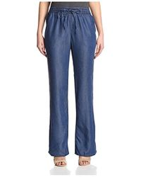 James & Erin - Drawstring Pant - Lyst