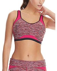 4d603fa4d4 Lyst - Freya Epic Underwire Crop Top Sports Bra With Molded Inner