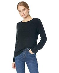 NYDJ - Velvet Tie Back Sweater - Lyst