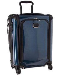 Tumi - Tegra-lite(r) Max Medium Trip Expandable Packing Case (blue) Pullman Luggage - Lyst