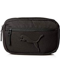 dd8113e2bc PUMA Classic Running Waist Bag in Pink for Men - Lyst