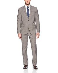 "Geoffrey Beene - 32"" Finished Bottom Suit - Lyst"
