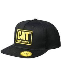 Caterpillar - Diesel Power Flat Bill Cap, - Lyst