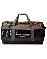 622072ffcc Lyst - Helly Hansen Workwear 50-liter Duffel Bag in Black for Men