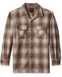 Pendleton - Classic Fit Long Sleeve Board Shirt - Lyst