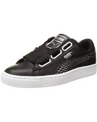PUMA - Basket Heart Oceanaire Wn Sneaker - Lyst