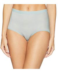 d6db154036d8 Wacoal - Flawless Comfort Brief Panty - Lyst