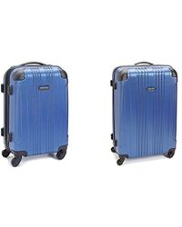"""Kenneth Cole - Reaction Out Of Bounds 4 Wheel Upright Two-piece Set (20""""/28"""") - Lyst"""
