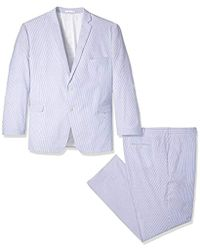 U.S. POLO ASSN. - Big And Tall Cotton Suit - Lyst