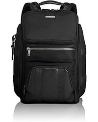 Tumi - Alpha Bravo Tyndall Utility Backpack (black) Backpack Bags - Lyst
