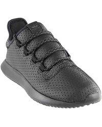 adidas Originals Tubular Shadow Running Shoe - Black