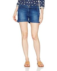 James Jeans - Olivia Trouser Short In Victory - Lyst