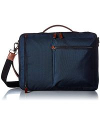 Fossil - Backpack, Buckner Convertible Blue, One Size - Lyst